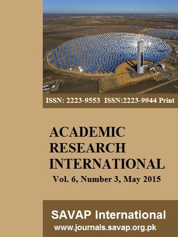 international journal of academic research Description: ijar is a bimonthly international journal publishing international journal of academic research's mission statement first, to serve scientists through prompt publication of significant advances in any branch of science.